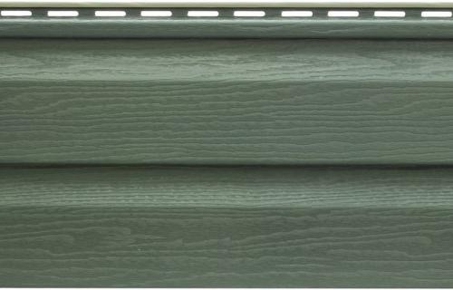 Сайдинг акриловый Kanada Плюс премиум Зелёный, 3,66м