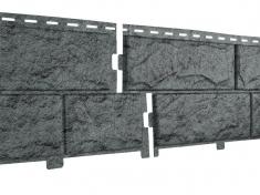 Фасадные панели Ю-Пласт Стоун Хаус Камень Изумрудный
